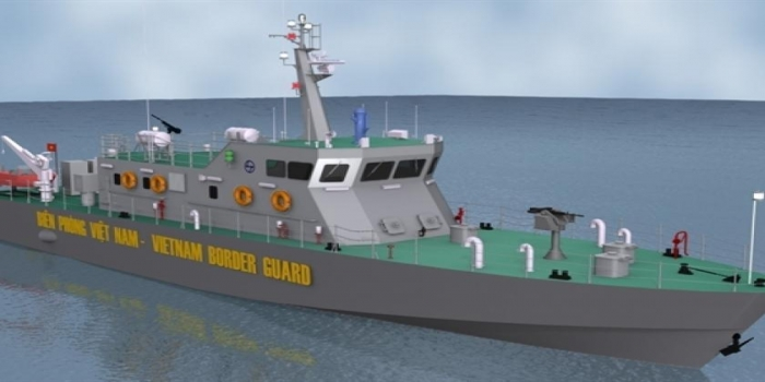 Indian Shipyard Builds 12 High-Speed Patrol Ships for Vietnam's Border Guard