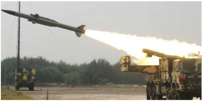 India Picks Akash Prime SAM System Over All Other Options