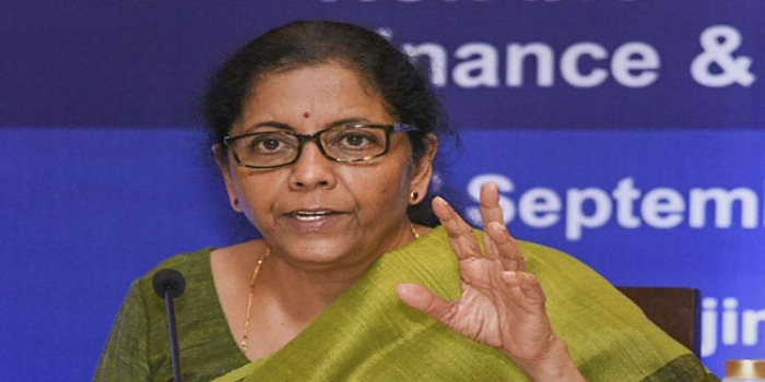 Government Giving Sector-Specific Solutions to Fight Slowdown, Says FM Nirmala Sitharaman