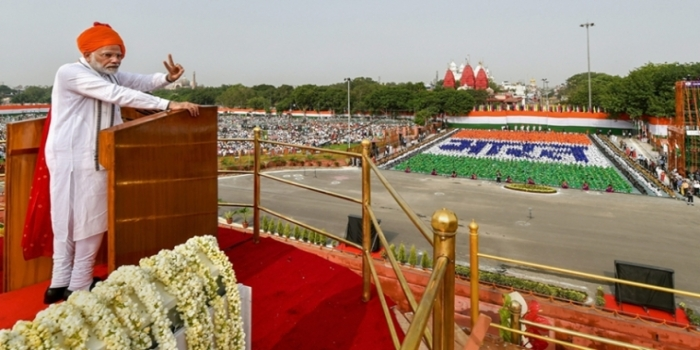 PM Modi Invites Suggestions for Independence Day Speech