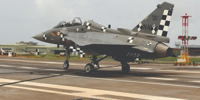US Aerospace Giant Congratulates India for Successfully 'Arrest Landing' LCA Tejas