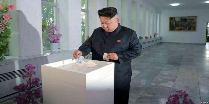 North Korea National Poll 2019: Turnout Almost 100 Percent, Results Pre-decided