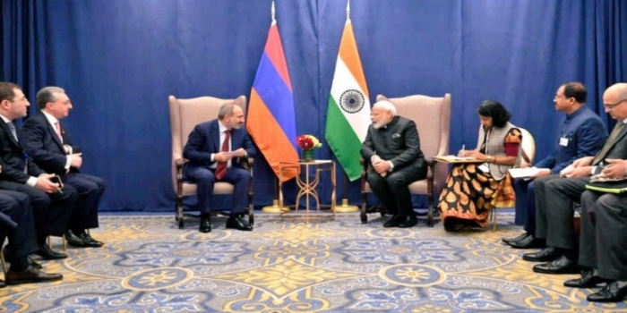 India Surpasses Russia, Poland to Bag USD 40 Million Defence Deal in Armenia