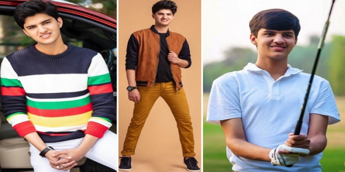19 Year Old with Autism Becomes India's First Male Model