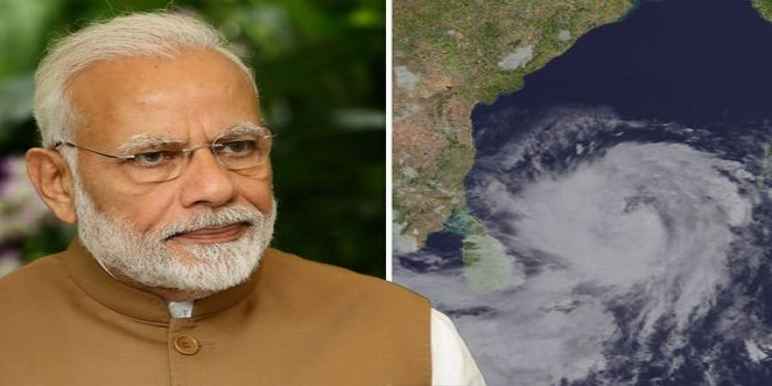 Modi Govt Approves Rs 3338.22 Cr Cyclone 'Fani' Assistance to Odisha