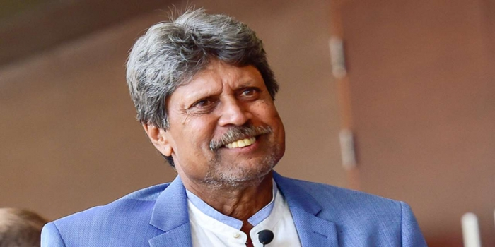 Cricket Legend Kapil Dev Appointed as 1st Chancellor of Haryana Sports University