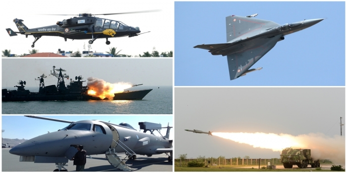 Defence Products' Exports to Exceed Rs 35,000 Crore Target by 2024-25