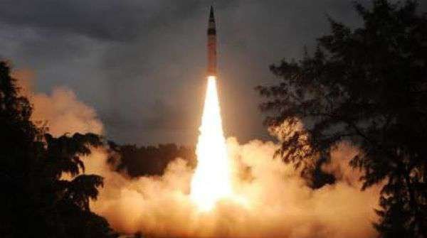 India Successfully Conducts 1st Night Trial of Nuclear-Capable Agni-III Ballistic Missile