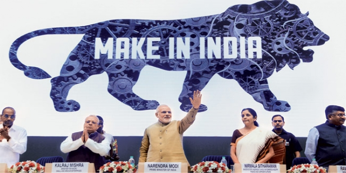 Nikkei Asian Review Gives a Thumbs Up to Modi's 'Make in India': A Boost for Modi in 2019 Election