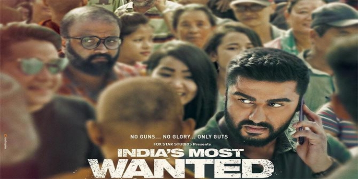 Arjun Kapoor's Movie 'India's Most Wanted' Releases Today