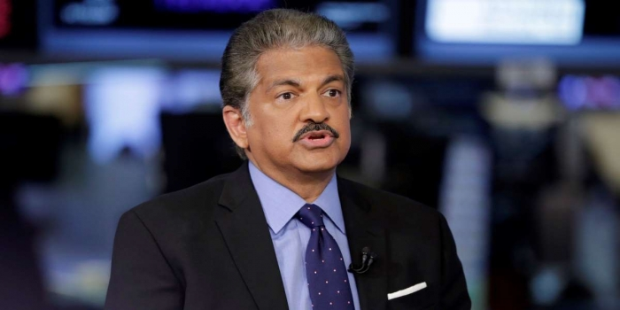 Anand Mahindra Banned Use of Plastic Bottles in His Companies