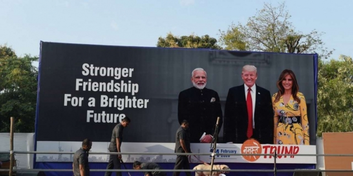 'Namaste Trump': US President to Arrive in India Today