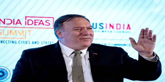 Amidst Trade Friction with India & Tension with Iran, Mike Pompeo is Going to Have a Tough Diplomatic Time in India
