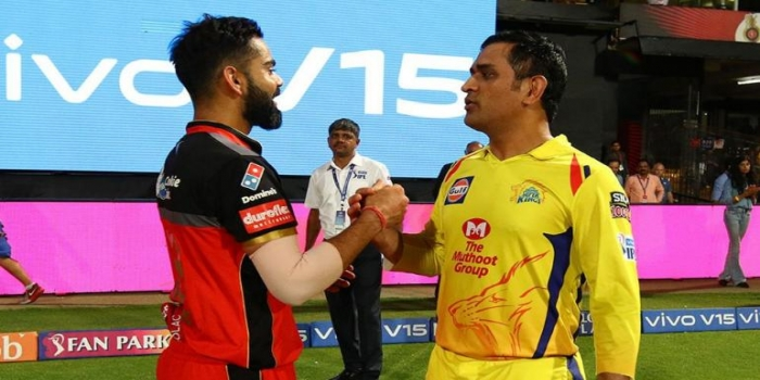 IPL Updates: Kohli Scared by Dhoni's Performance In the RCB vs CSK Match
