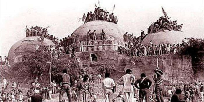 AMU Students Booked by UP Police for Organising Public Meeting on Babri Demolition