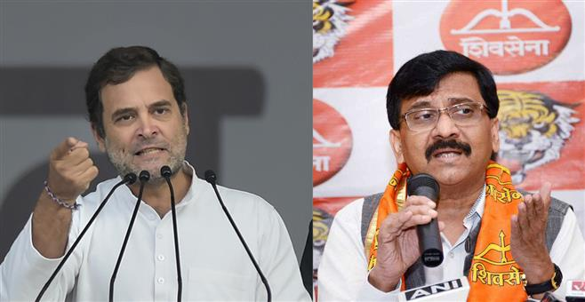 Shiv Sena Reacts Strongly to Rahul Gandhi's Savarkar Jibe
