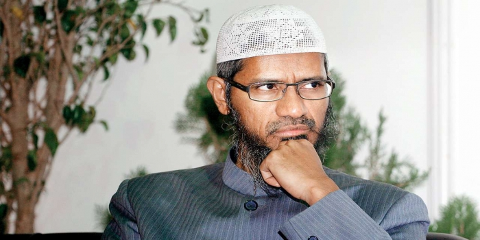 Controversial Islamic Preacher Zakir Naik Banned from Giving Speeches in Malaysia