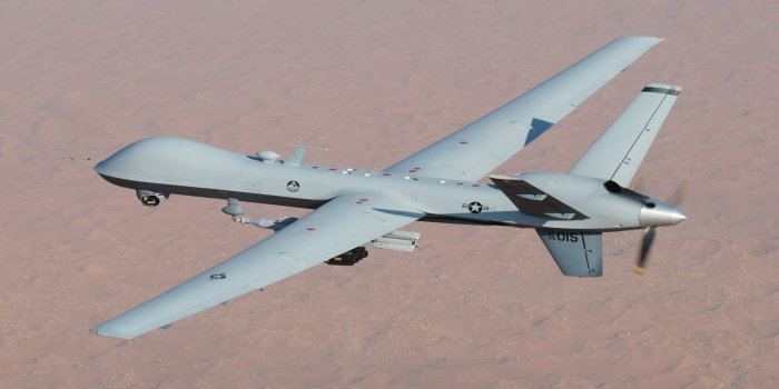 India to Purchase 30 MQ-9 Reaper Armed UAVS from US