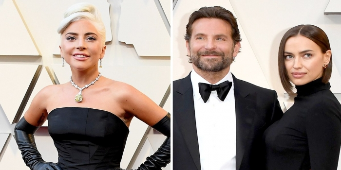 Is Bradley Cooper Dumping Irina Shayk for Lady Gaga?