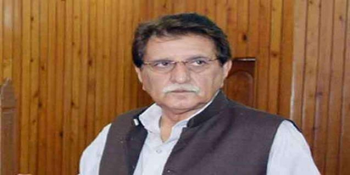 'I May Be the Last PM of Azad Kashmir'—Raja Farooq Haider Khan's Statement Creates Panic in POK