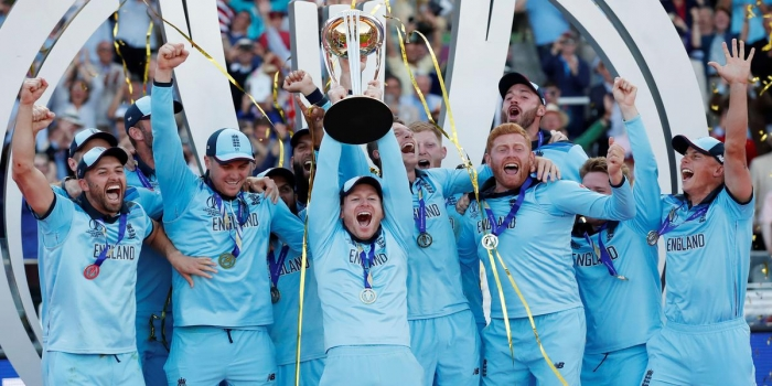 World Cup Final Super Over 2019: England New World Champions