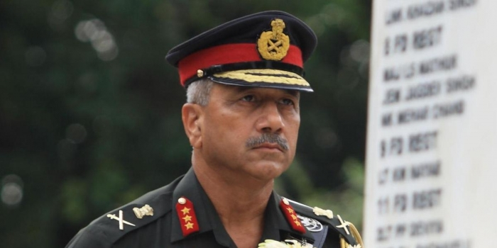 'Not the Right Time to Grant Women Combat Roles': Lt General RP Singh