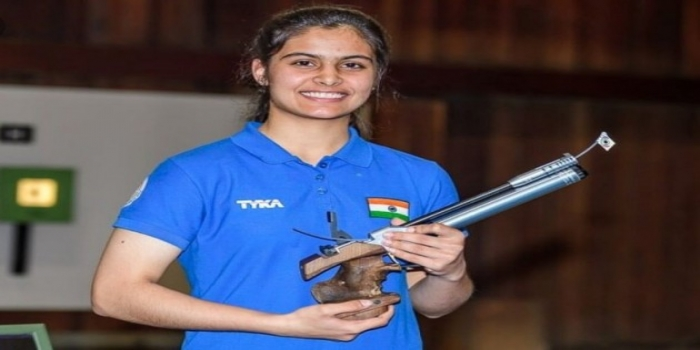 Indian Shooter Manu Bhaker Qualifies for Olympic: Proud Moment for India