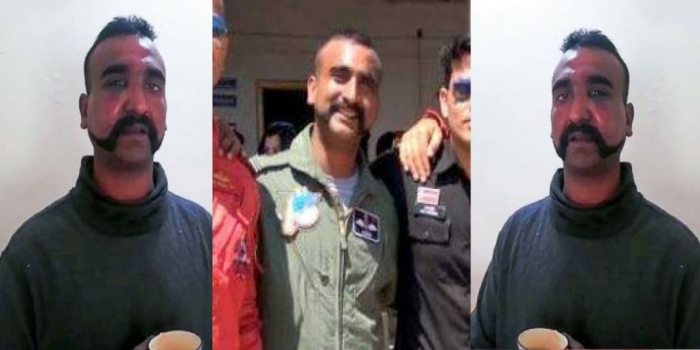 Wing Commander Abhinandan Varthaman Likely to be Awarded Vir Chakra on Independence Day