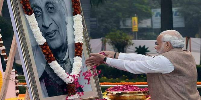 PM Modi Pays Tribute to Sardar Patel on His Death Anniversary