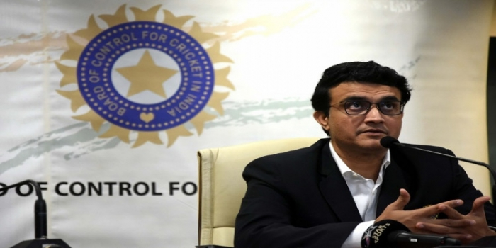 Day-Night Test Felt Like it is a World Cup Final - Sourav Ganguly
