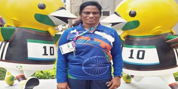 Former Indian Athlete P T Usha Appointed to Athletes Commission of Asian Athletics Association