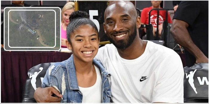 National Basketball Association Legend Kobe Bryant Along with His Daughter and 7 Others Killed in Helicopter Crash
