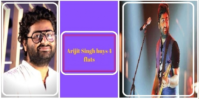 Bollywood Singer Arijit Singh Buys Four Flats in Same Building Worth Rs 9.1 Cr