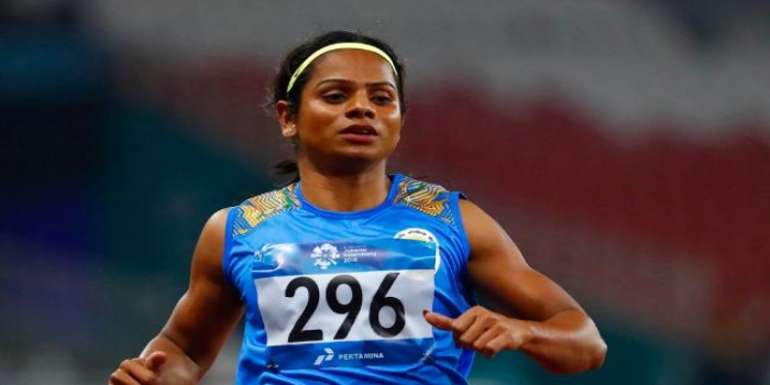 Dutee Chand Breaks Her Own National Record at Asian Athletics Championship Meet, Doha