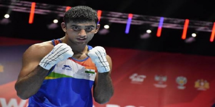 World Bronze-Medallist Manish Kaushik Becomes 9th Indian Boxer to Qualify for Tokyo Olympics 2020