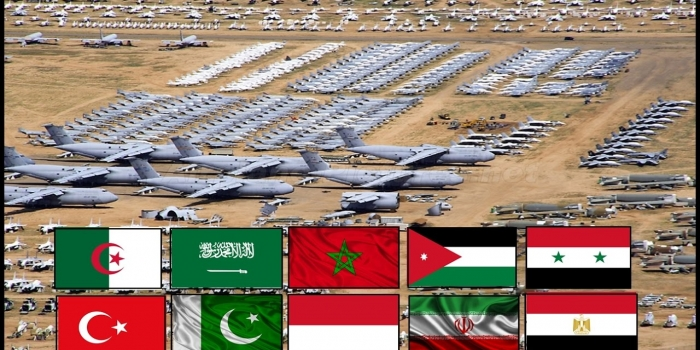 The Muslim World and Its Military Strength