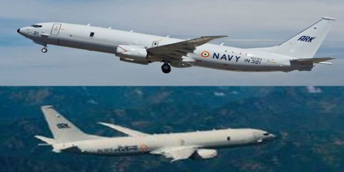 More P-8l Surveillance Aircrafts for Navy to Keep Watch on Indian Ocean
