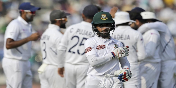 Bangladesh Proves Itself Inadequate to the Test Task Again