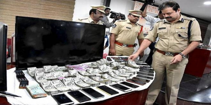 35 Lakh Cash & 17 Mobiles Recovered as World Cup Cricket Betting Syndicate Busted in Rourkela
