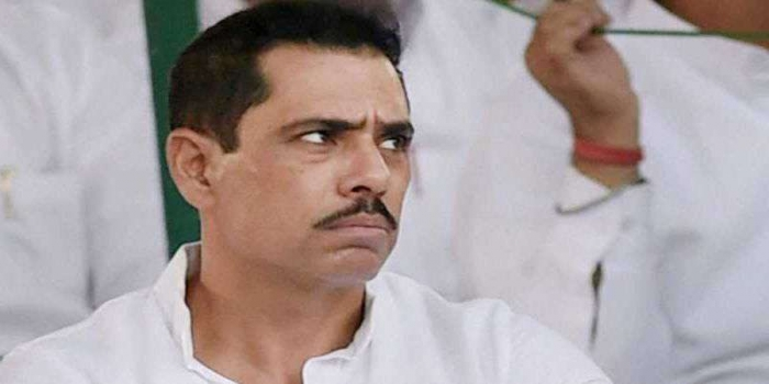 Robert Vadra to be Arrested As Enforcement Directorate Moves HC for Cancellation of Anticipatory Bail