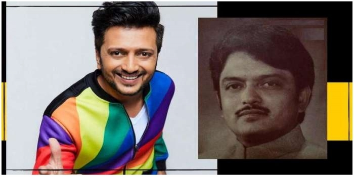 Actor Riteish Deshmukh Planning to Make a Biopic On His Late Father Vilasrao Deshmukh's Life