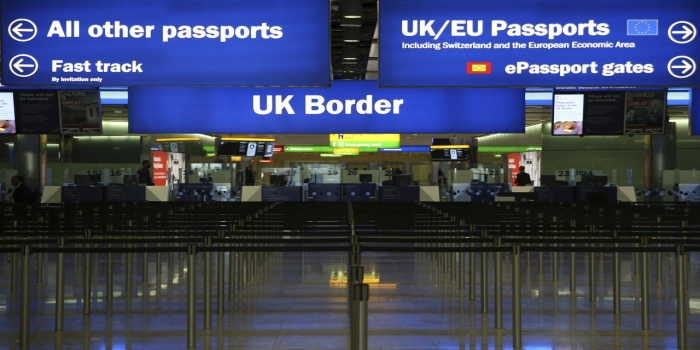 UK Plans to End EU Freedom of Movement Immediately After Brexit