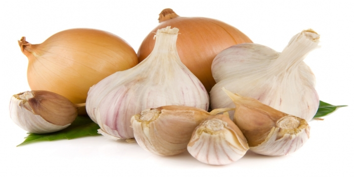 Onion and Garlic Can Protect Against Cancer: Study