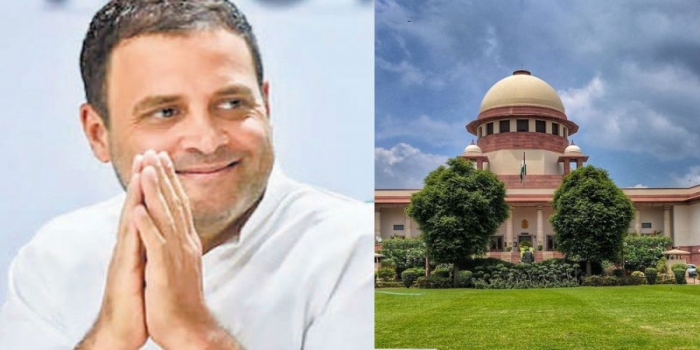 Rahul Gandhi Apologised to SC for His 'Chowkidar Chor hai' Remark