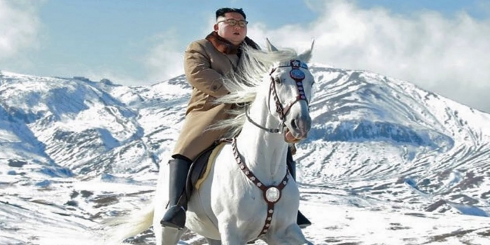North Korean Dictator Peddles Sacred Myth Before a Probable Defiant Big Decision