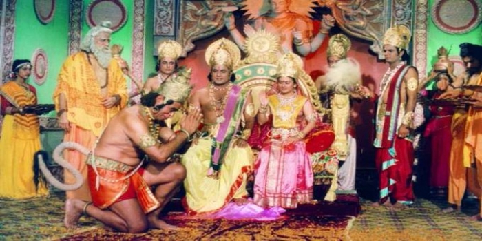 Ramanand Sagar's 'Ramayan' Makes Comeback During Lockdown on Public Demand