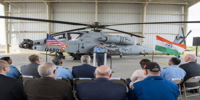 Boost to Indo-America Defence Cooperation: Deadly Apache Attack Helicopter to be Inducted to Air Force