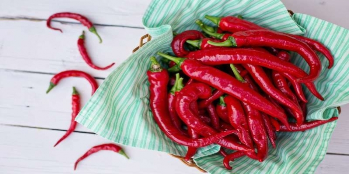 Eating Chilies Cuts Risk of Death from Heart Attack and Stroke