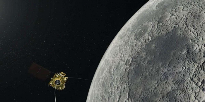 Milestone Achievement for India: Chandrayaan-2 Successfully Enters Moon's Orbit