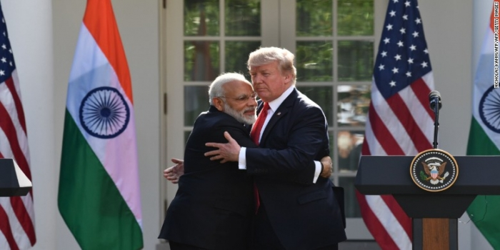 India becoming Partner of America in World Domination?